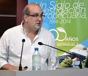 Ignacio Aguilar (INIA, Uruguay)