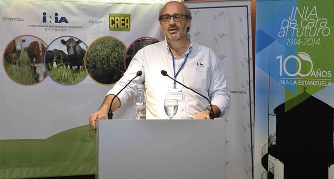 Enrique Fernández - INIA
