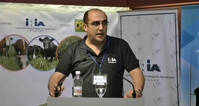 Mario Lema - INIA