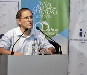 Robin Cuadro - INIA TB