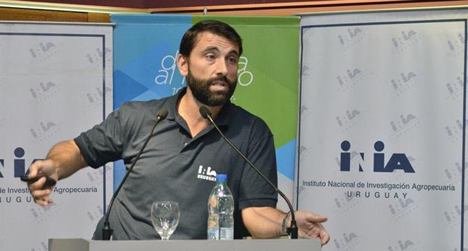 Alejandro García - INIA LE