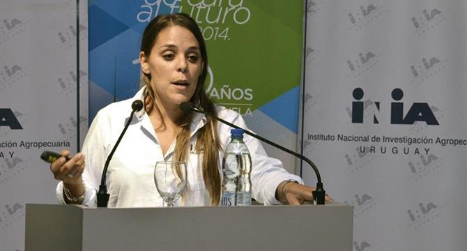 Ximena Cibils - INIA LE